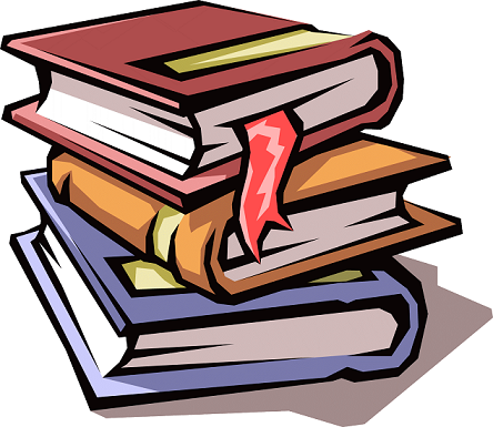 Books and Media Donation Image