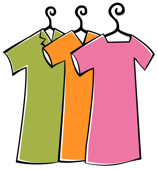 Clothes Clothing Donation Image