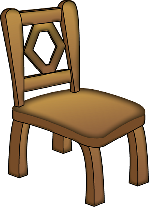 Small Furniture Chair Donation Image